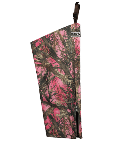 High-N-Dry Pink Camo Chaps