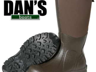 Rubber Hunting Boots