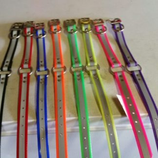 1 inch reflective dog collar