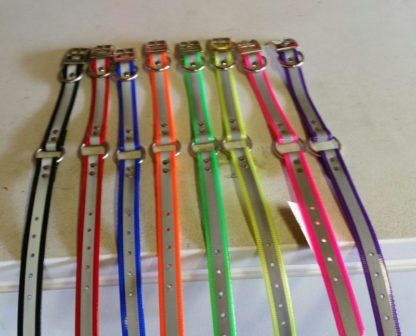 1 inch reflective dog collar
