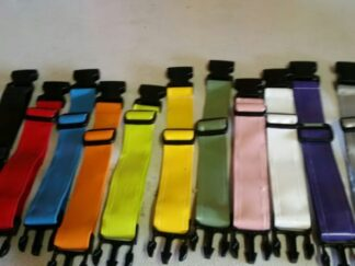 Adjustable Field Trial Collars