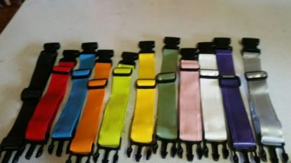 Adjustable Field Trial Collars