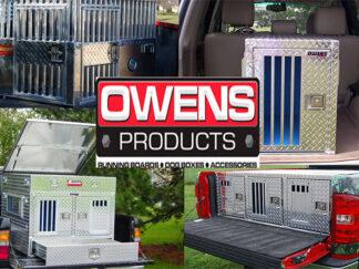 Owens Dog Boxes