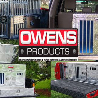 Owens Dog Boxes