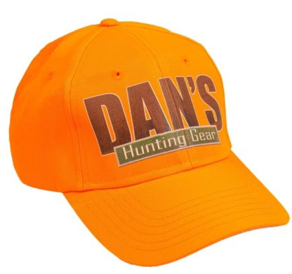 Dan's cap with velcro adjustment.