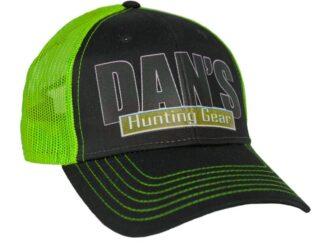 Dan's mesh cap with velcro adjustment.