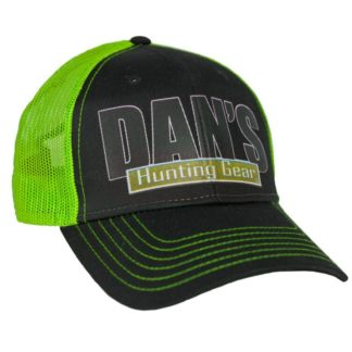 Dan's mesh cap with velcro adjustment.