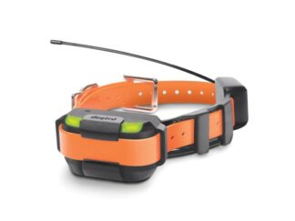 Additional GPS Collar for the expandable PATHFINDER MINI tracking and training system. Available in colors Orange, Green, Black, and Blue*. Package includes: Charger